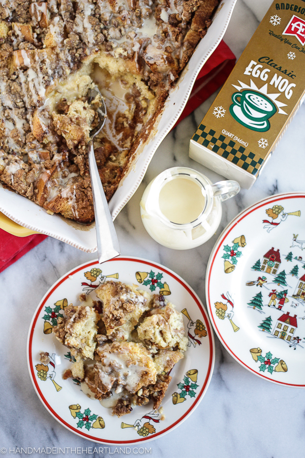 Christmas breakfast made ahead