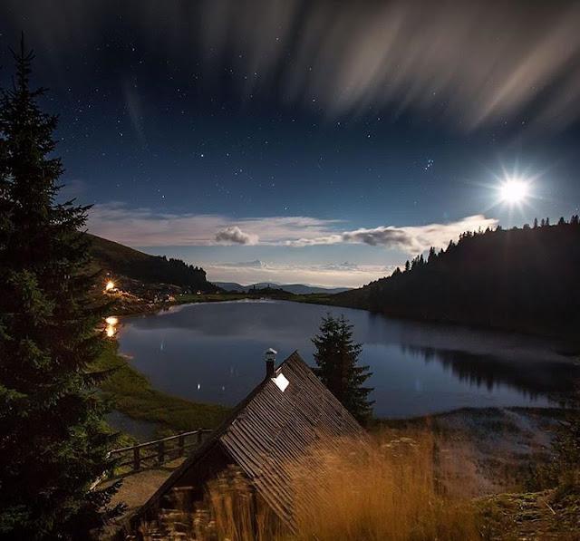 Prokosko jezero, Vranica