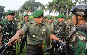 Panglima TNI : Prajurit TNI Siap Jihad Jaga NKRI dan Pancasila  - COMMANDO