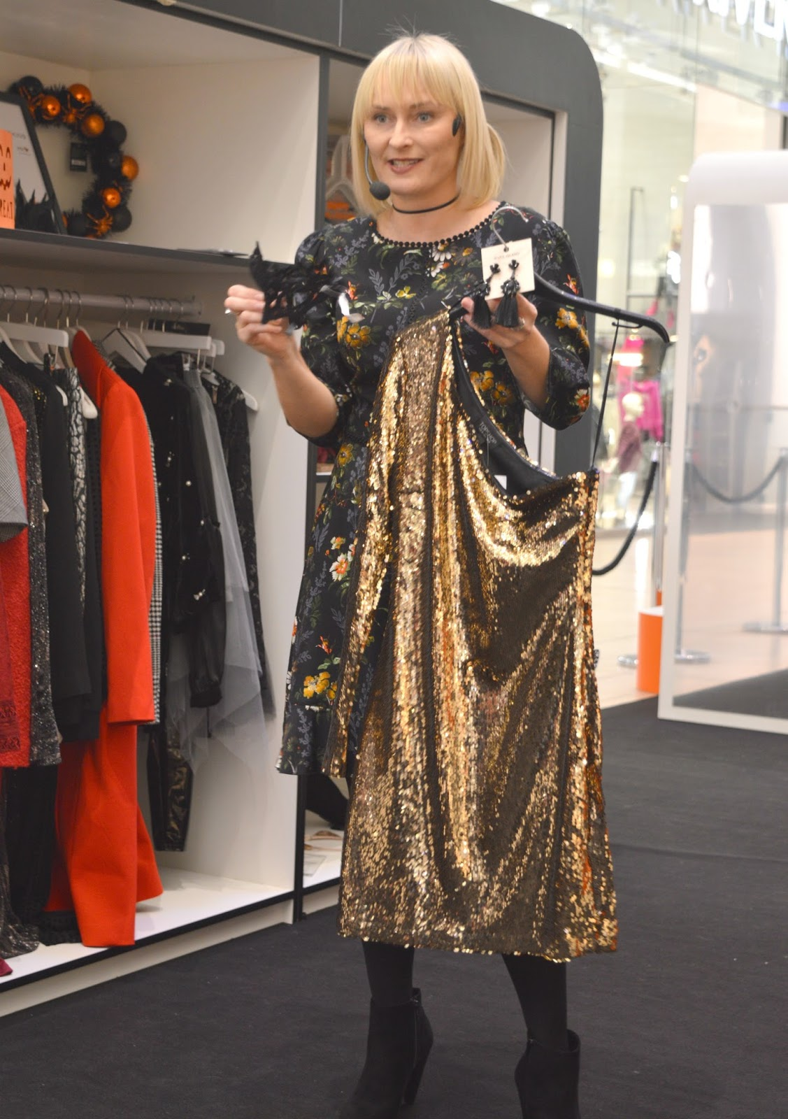 The Fashion Spooktacular Intu Eldon Square  - Halloween