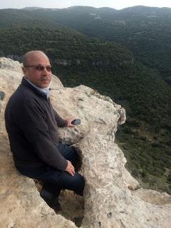صورة من فوق الصخور محمد شواقفه المكان عنبه الاردن