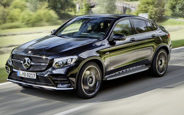 2017 Mercedes-AMG GLC 43 4MATIC Coupé