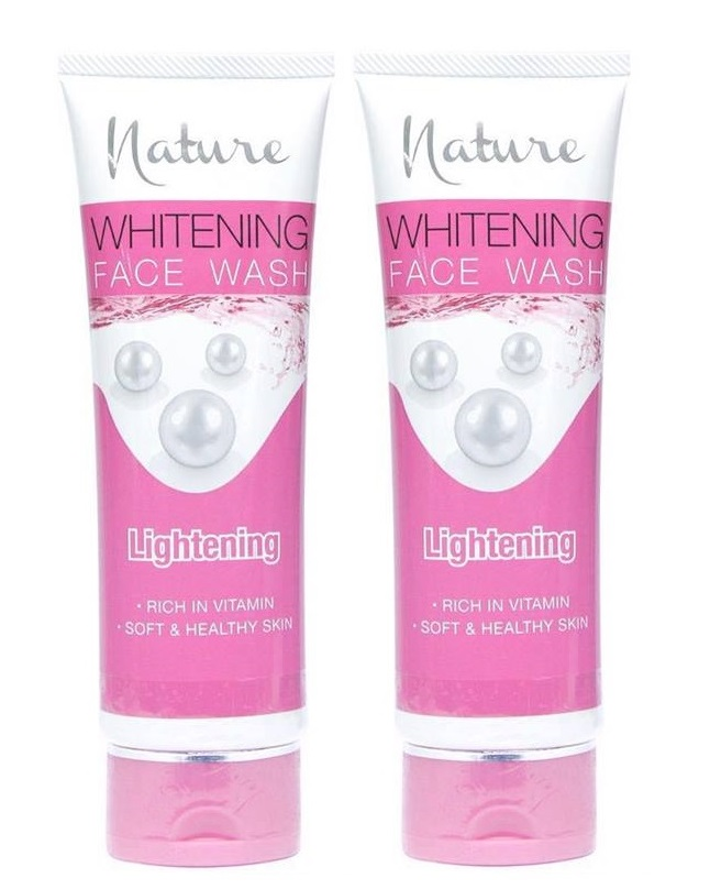 Pack Of 2 - Nature Lightening Face Wash 100 ml