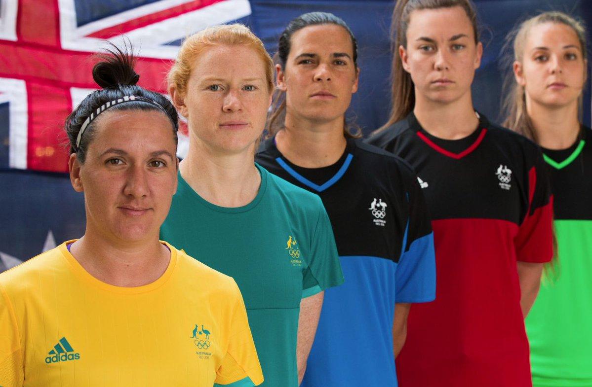 australien olympia