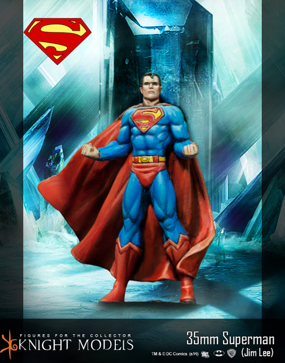 Knight Models-superman-novedades knight models junio-new realease knight models-35mm.png