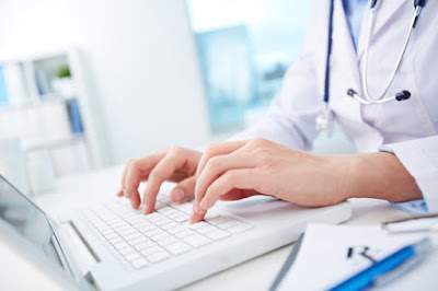 medical records data entry