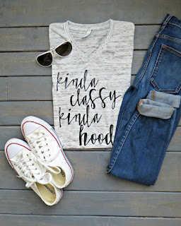 Shirt that speaks to her soul - BFF gift guide under $50. Birthday gift guide under $50. Birthday presents under $50. Birthday gift guide. | brazenandbrunette.com