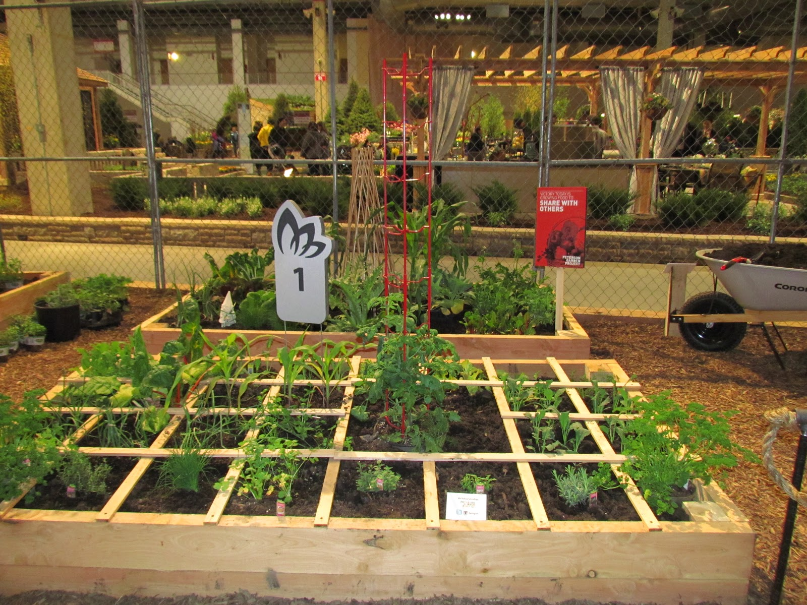 bwisegardening: Chicago Flower and Garden Show