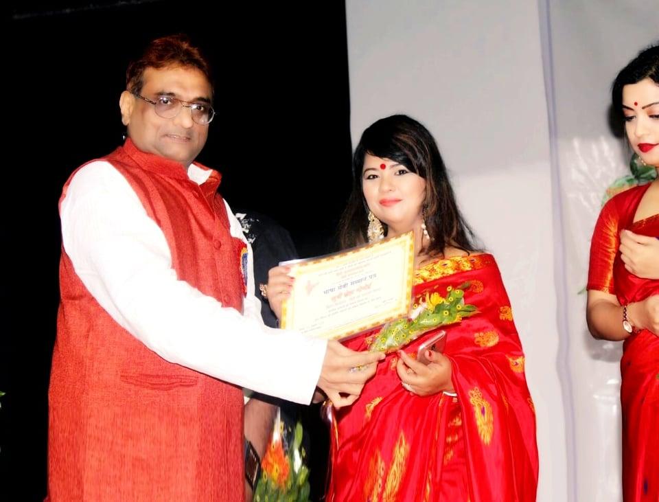 Fashion Designer Sneha Gogoi