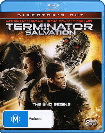 Terminator Salvation 2009 Dual Audio Hindi Bluray Download