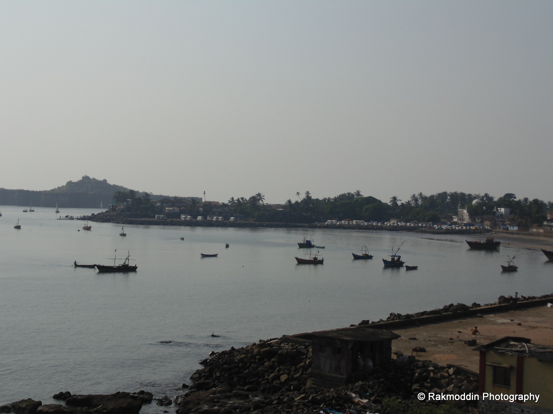 Murud Janjira Fort - An unconquered fort in India
