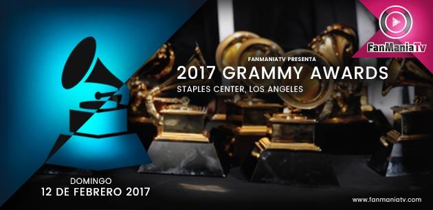 Ver Online Grammy Awards 2017 Este 12/02/17 En Vivo y Gratis