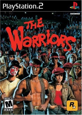 The Warriors PS2 GAME ISO