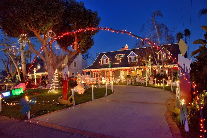 5 Most Lucrative Places to Celebrate Christmas in California