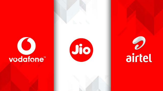 Reliance Jio vs Vodafone vs Airtel prepaid plans under Rs 300 with more than 1GB data per day