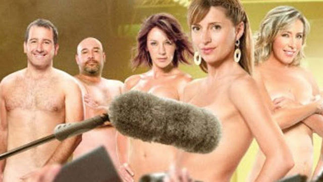 Figuras chilenas de TV al desnudo