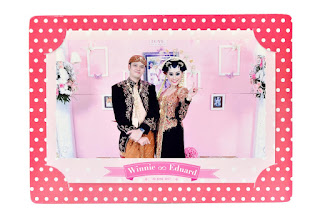 souvenir photo booth wedding