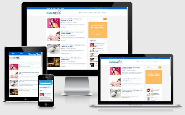 Download Template Simplify 3 Resfonsive Blogger Update Terbaru