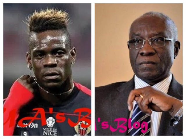 'Shame on you' — Balotelli blasts Italy's first black senator