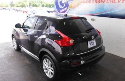 Pick of the Week – 2012 Nissan Juke