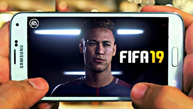 FIFA 19 MOD FTS Android 300 MB New Transfer Update Best Graphics Offline