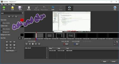 تحميل برنامج تعديل الفيديو VideoPad Video Editor كامل