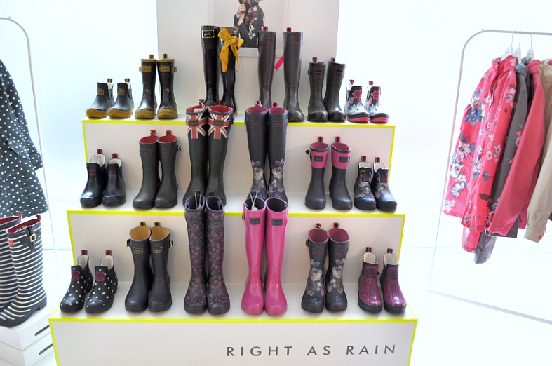 Joules autumn winter 2015 wellies