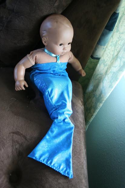 Beautiful Diy Mermaid Costume And Party