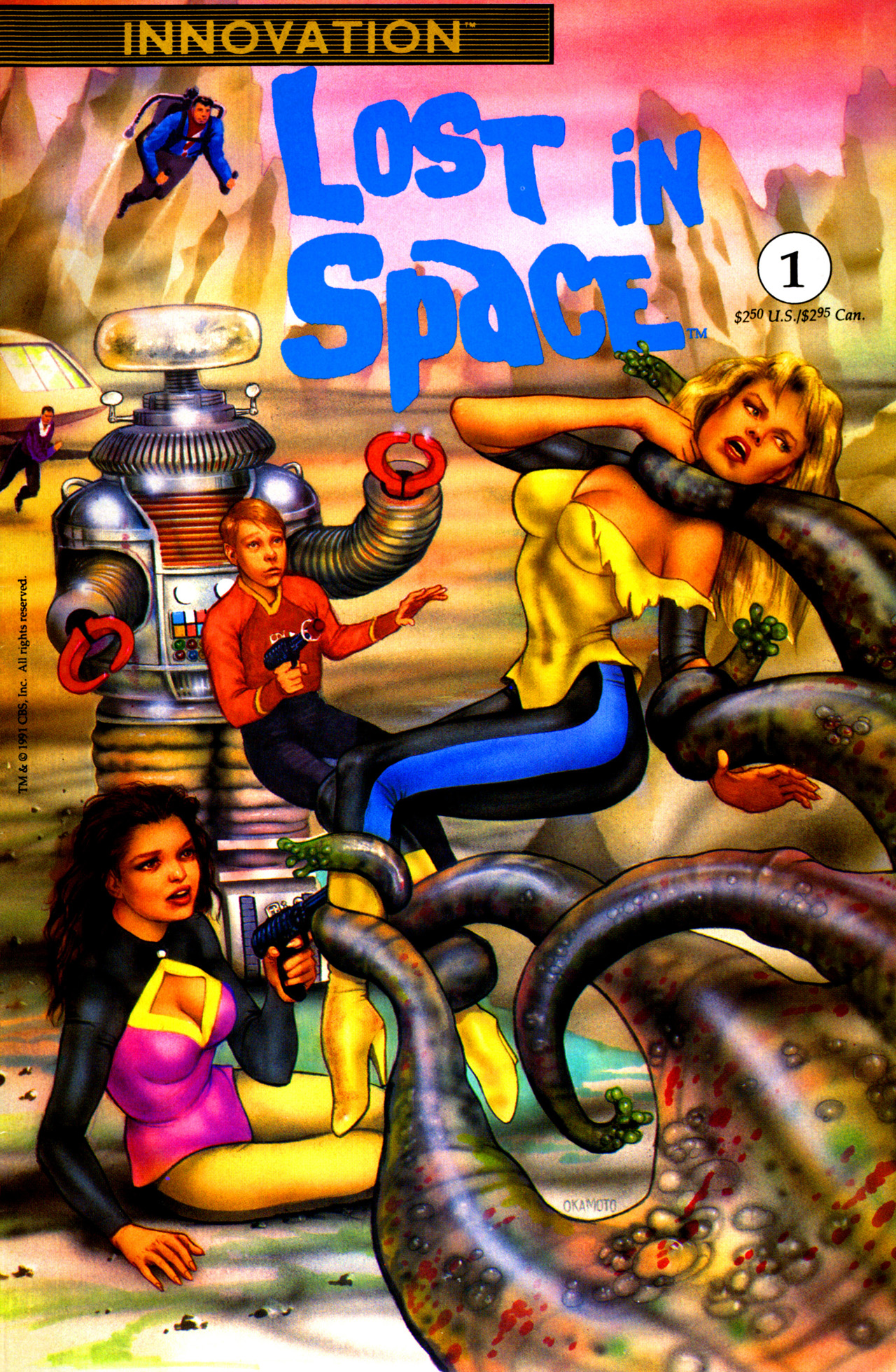 Lost in Space (1991) 1 Page 1