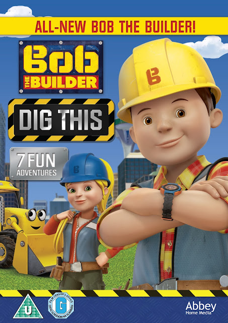 Bob the builder dig it DVD