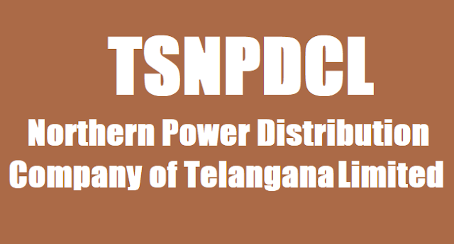 TS NPDCL posts, ts npdcl Recruitment, ts npdcl results