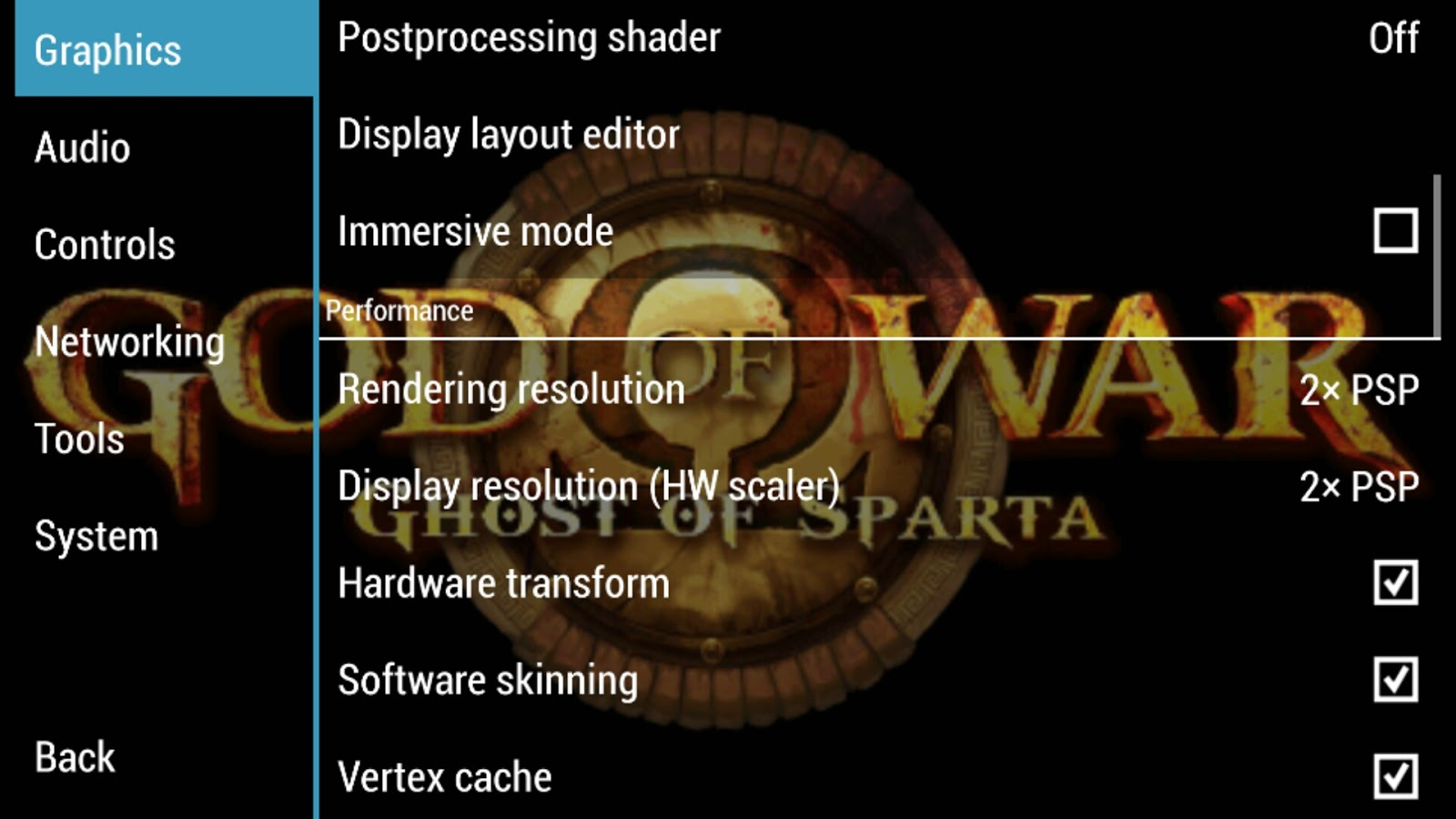 God Of War Best Settings For PPSSPP All Android Devices 100