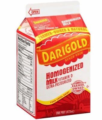 Susu Homogen   ( Homogenized Milk )