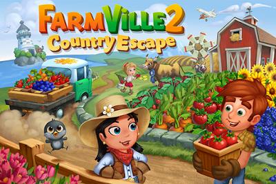Download FarmVille 2 Country Escape Mod APK