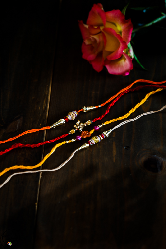 Rakhi Special- raksha bandhan - The thread of love Jagrutis cooking Odyssey