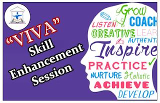 """""""VIVA Skill Enhancement Session""""- on Banking Awareness"""