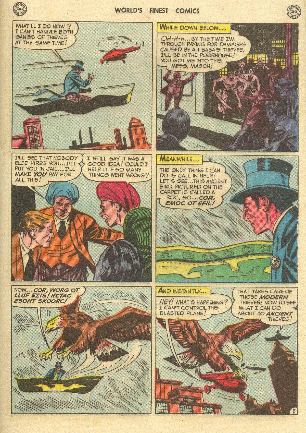 Read online World's Finest Comics comic -  Issue #51 - 59