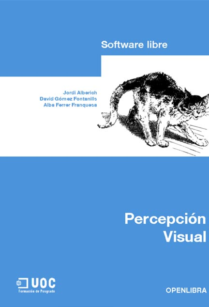 "Portada ""Percepción Visual"""