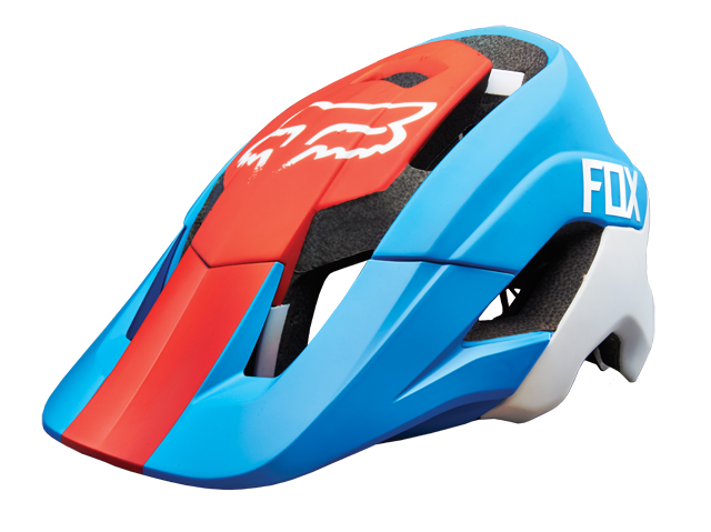 2016 Fox Metah All Mountain / Enduro - Red/Blue/White