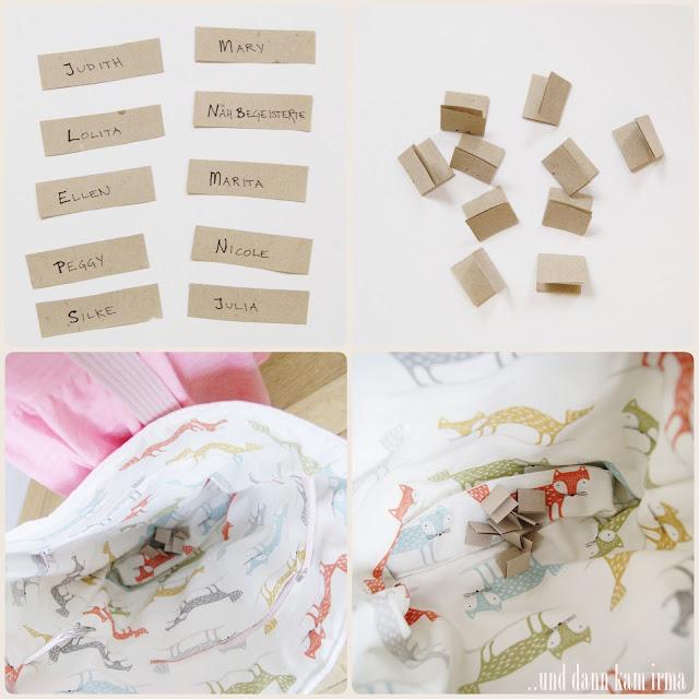 Paper Piecing, Crazy Patchwork, Fuchs, Vorlage, free Tutorial, Anleitung, Gewinnbekanntgabe, eBook Pia, Susi Näht, Allround Tasche, fox,