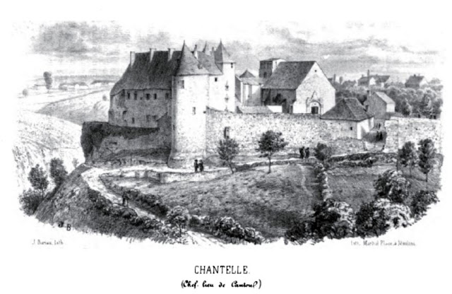 patrimoine de l'Allier Chantelle