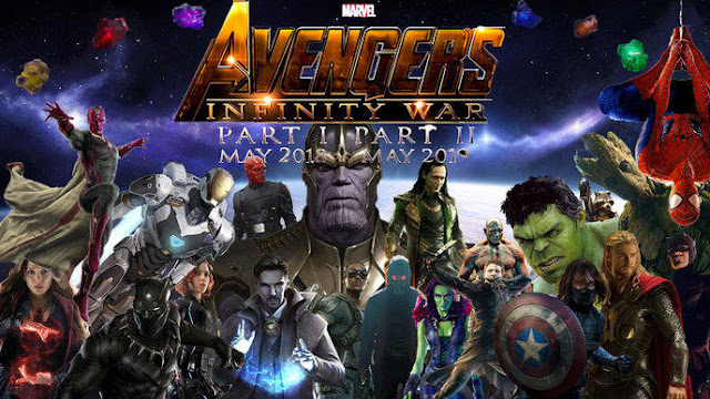 Download Film Avengers: Infinity War Part II 2019 BluRay Subtitle Indonesia