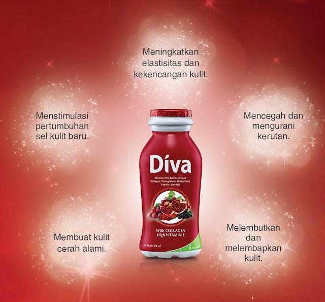 manfaat diva beauty drink