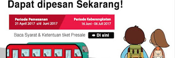Tiket Presale Mudik Lebaran 2017 dari Bosbis Sudah Dibuka