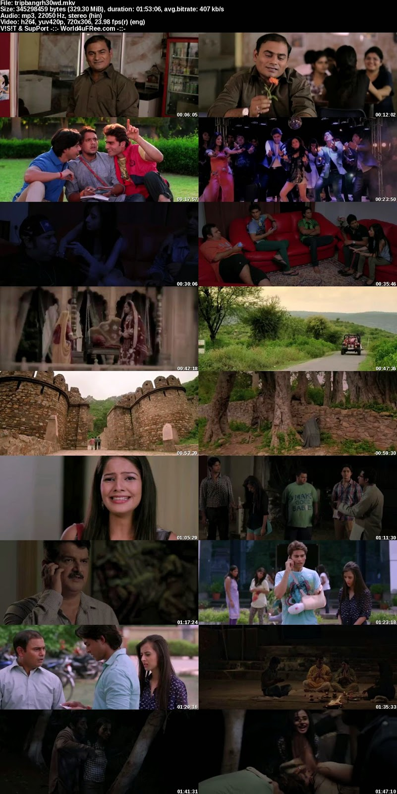 Trip to Bhangarh 2014 Full Hindi Movie Watch Online at moviesmella.com