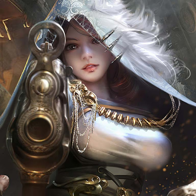 Fantasy - Woman Wallpaper Engine