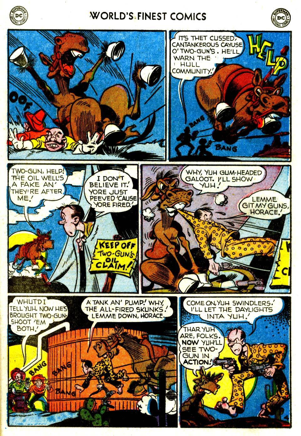 Read online World's Finest Comics comic -  Issue #68 - 41