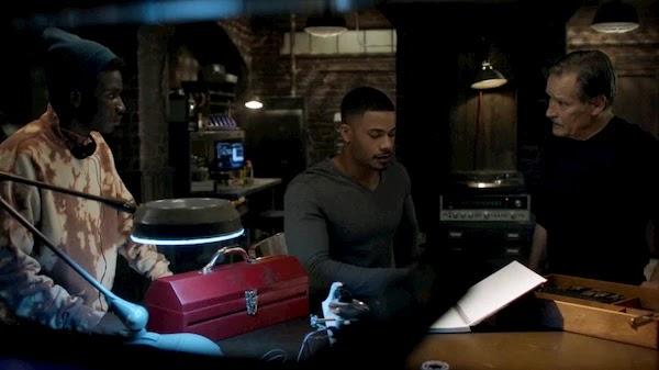 Black Lightning Temporada 3 Completa HD 720p Latino Dual