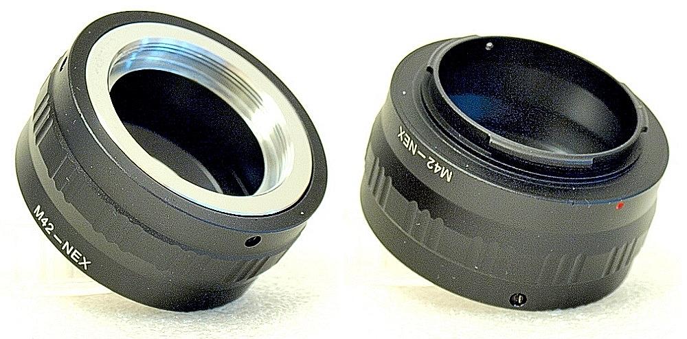 M42 - Micro 4/3 Lens Adapter #002