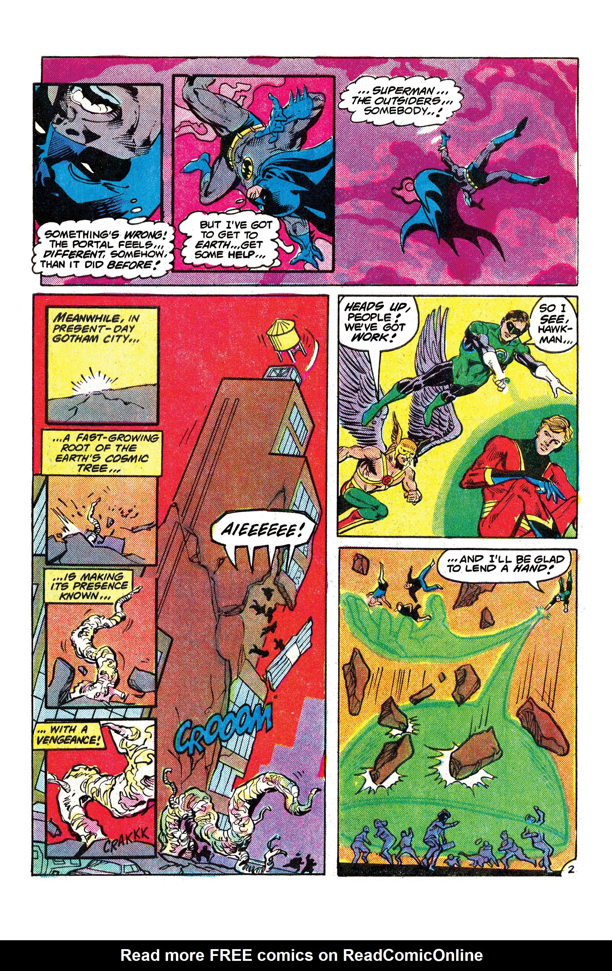 Read online World's Finest Comics comic -  Issue #300 - 6